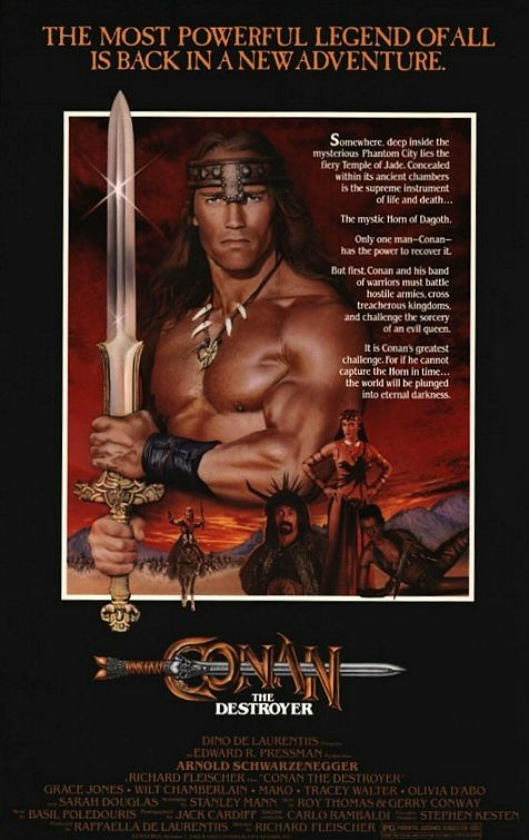 (1984) Conan the Destroyer