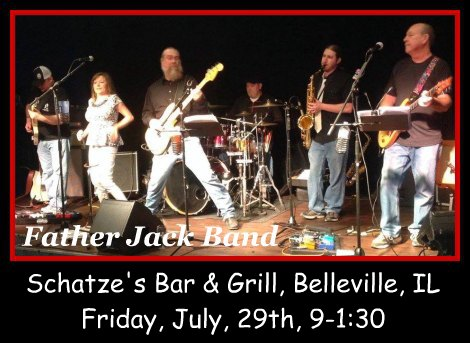 Father Jack Band 7-29-16