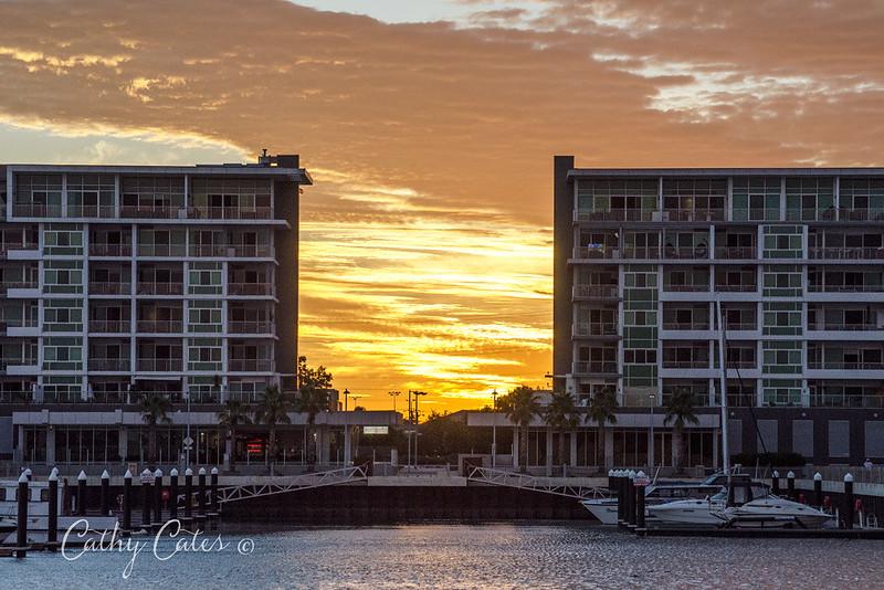 Port Quay Sunset