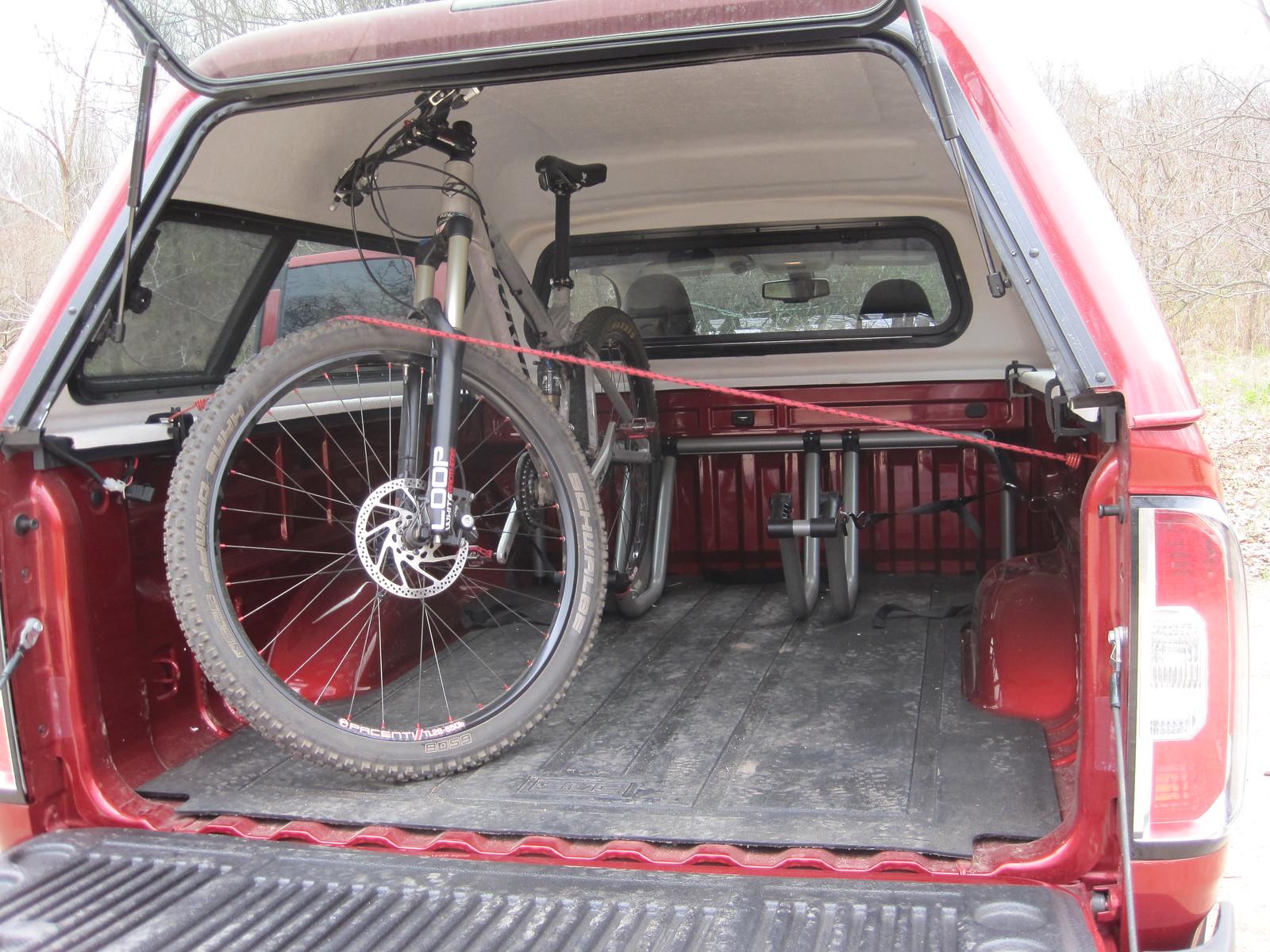 Mountain Biking - Chevy Colorado & GMC Canyon