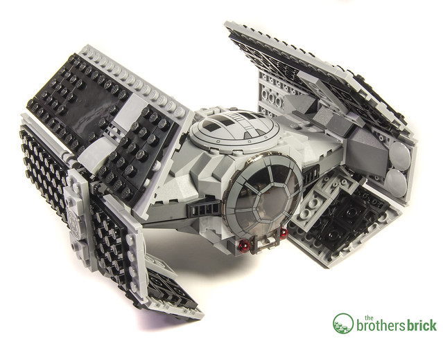 lego tie advanced instructions