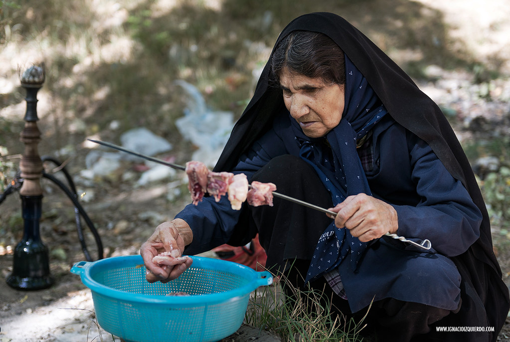 Iranian Picnic 20