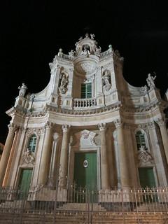 Catania Basilica della Collegiata