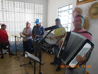 São Pedro no CCi em Santo Antônio