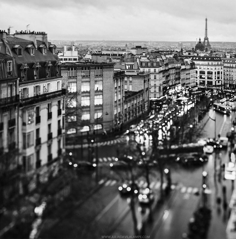 Paris (tilt shift)