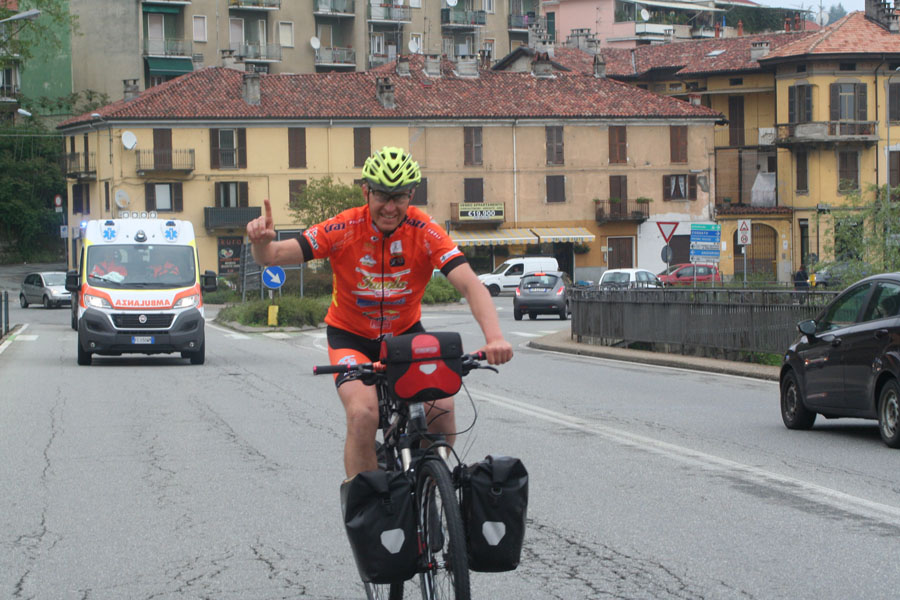 Davide in Piemonte