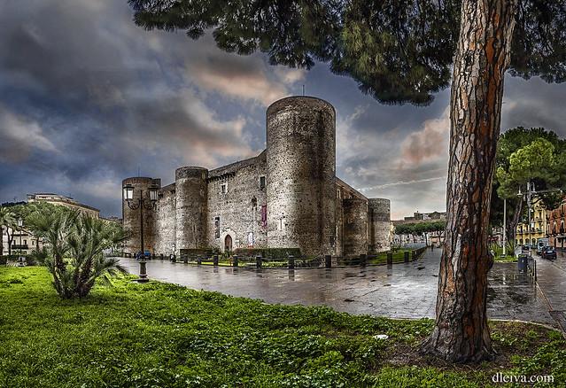 Castello Ursino (Catania, Sicilia)