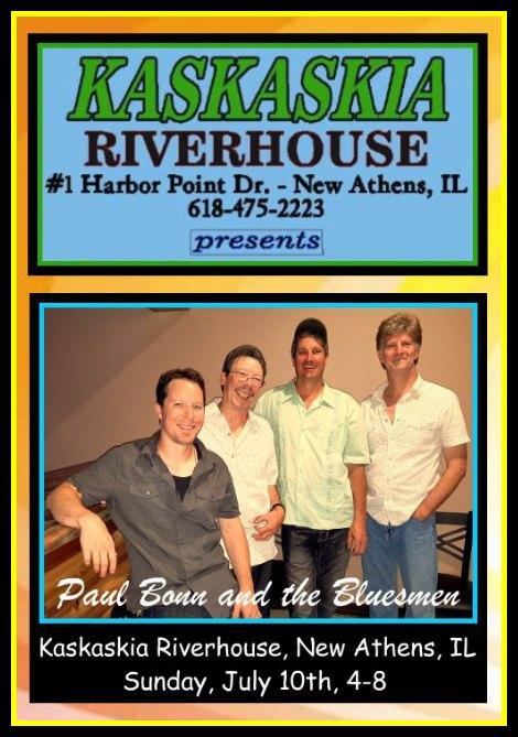 Kaskaskia Riverhouse 7-10-16