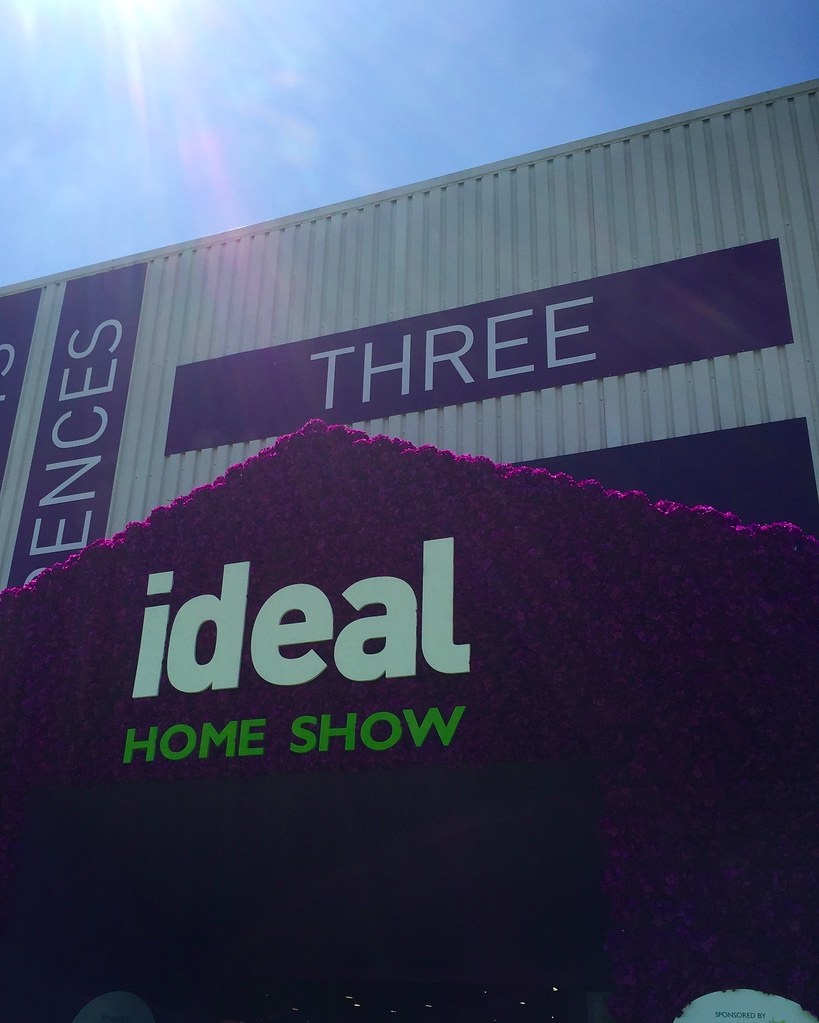win tickets to manchester 39 s ideal home show and eat. Black Bedroom Furniture Sets. Home Design Ideas