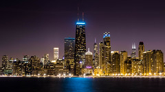 One night in Chicago
