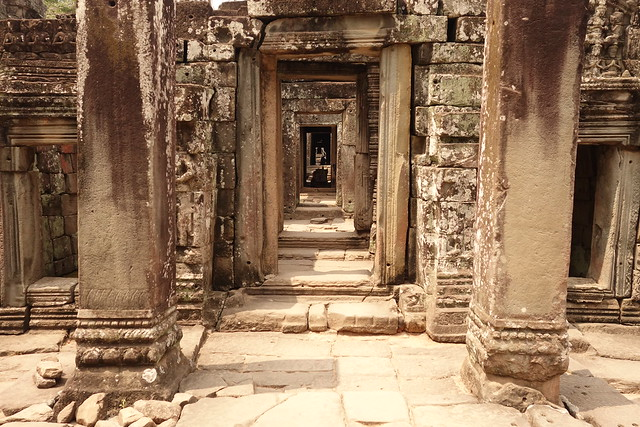 Banteay Kdei / Temples d'Angkor