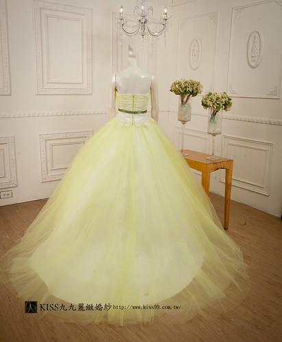 高雄推薦婚紗攝影-高雄kiss99麗緻婚紗告訴大家2015春季婚紗的流行趨勢 (22)