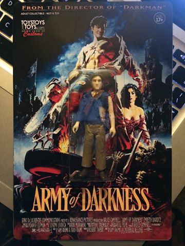 80 Customs - Ash - Army of Darkness