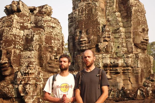 Le Bayon / Temples d'Angkor