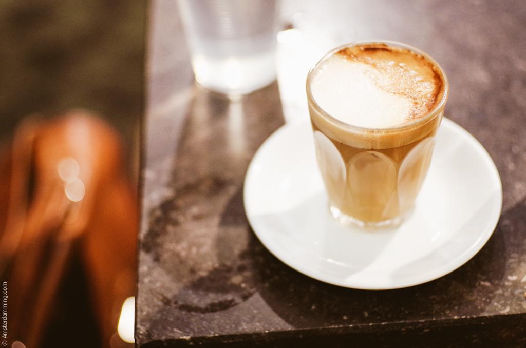 Amsterdam, Coffee Company Javaplein
