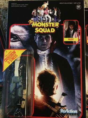 80s Customs - The Monster Squad Rudy