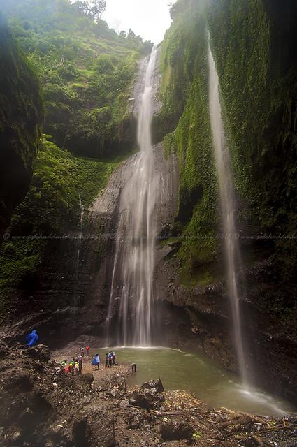 Madakaripura Falls, East Java, Indonesia