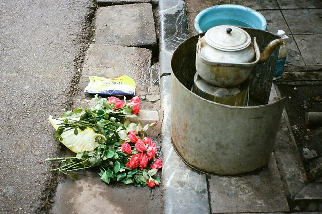 {Hanoi - on the street 1}