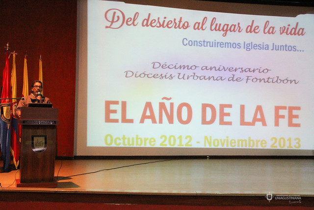 Décimo Aniversario Diócesis Urbana de Fontibón