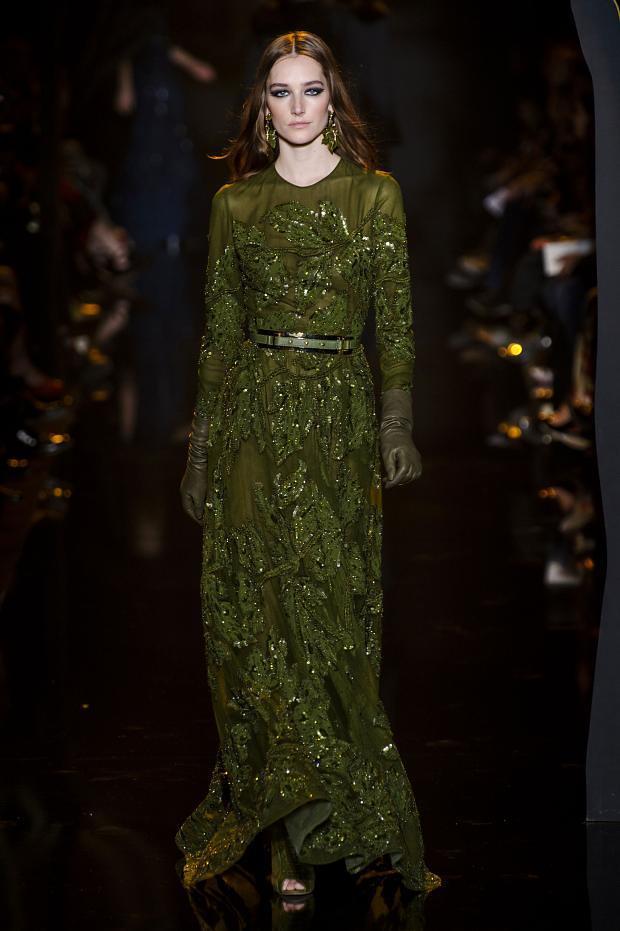 Elie Saab colección Otoño-Invierno 2015