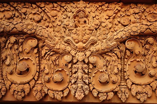 Banteay Srey / Temples d'Angkor