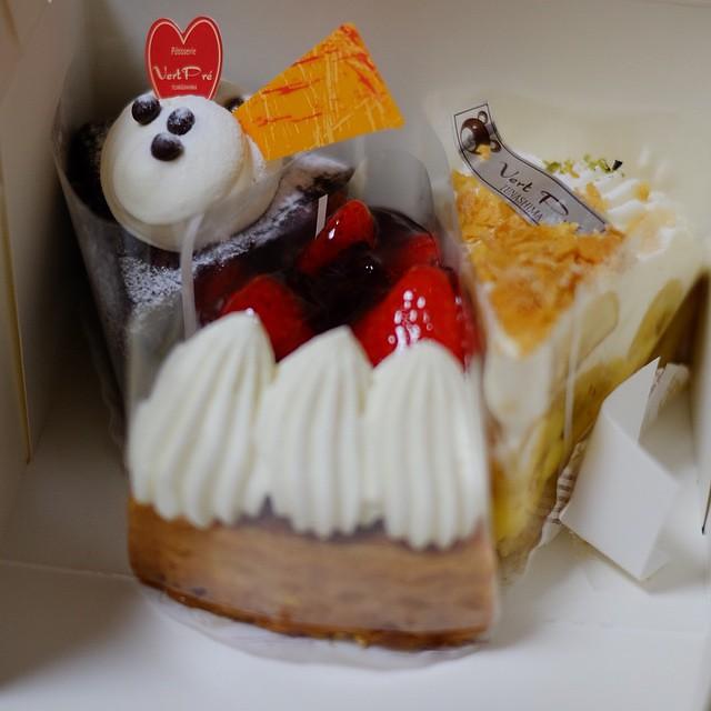 ケーキ cakes