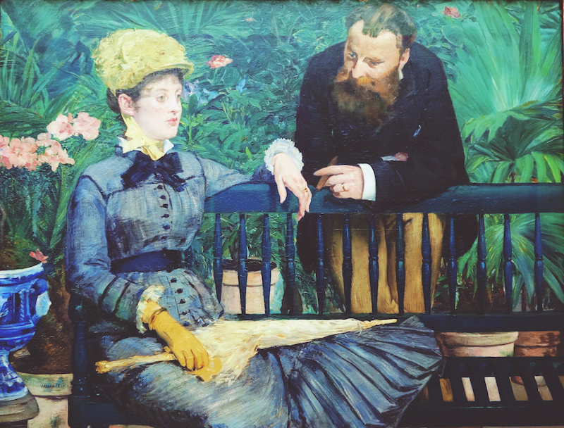 Auguste Renoir In Sommer Berlin National Galerie