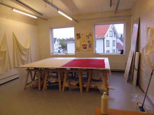 Åpen dag i Atelierhuset