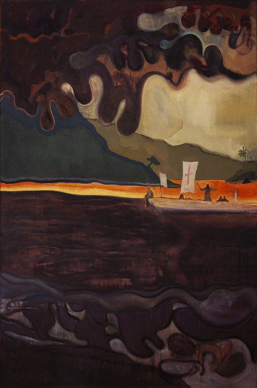 Peter Doig, Moruga, 2002-2008, Oil on canvas