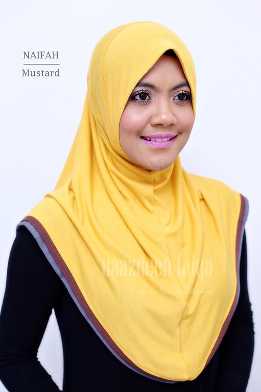 Naifah (Mustard)