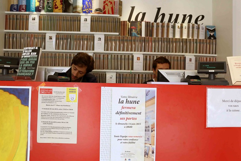 Letter from Paris - La Hune is Closing, Saint-Germain-des-Prés