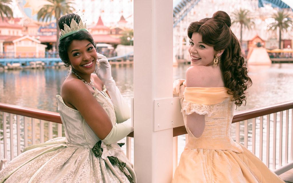 Princess talk | Into the Magic