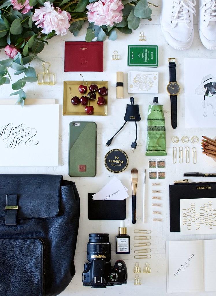 Creativity Essentials In My Bag