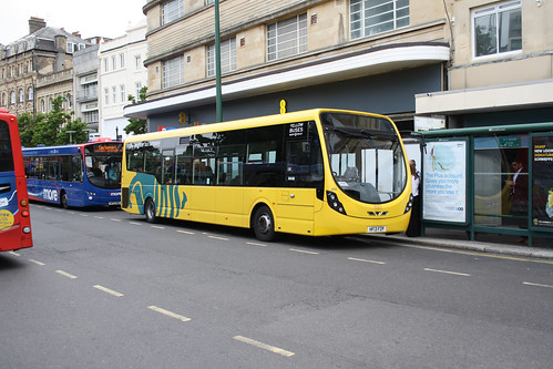 Yellow Buses 855 HF13FZP