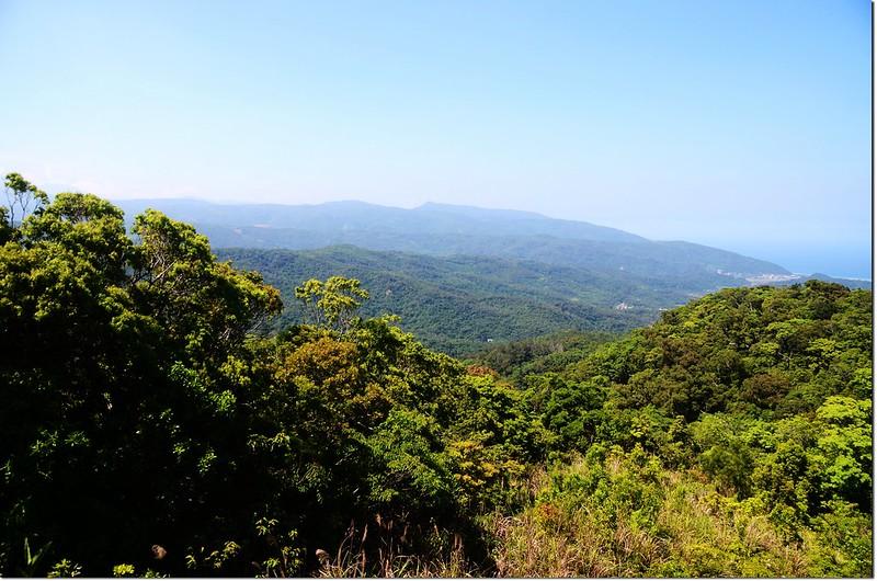 巴矢山山頂展望 1