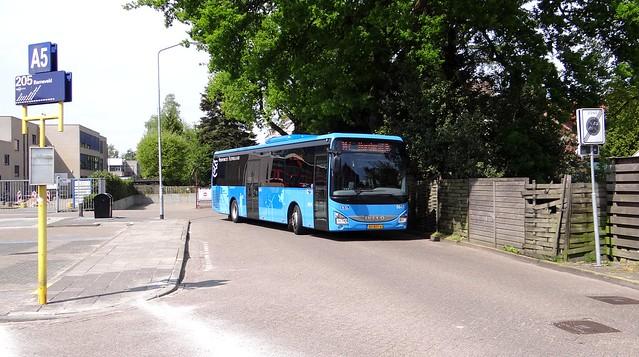 Harderwijk, Crossway OV Regio IJsselmond Iveco