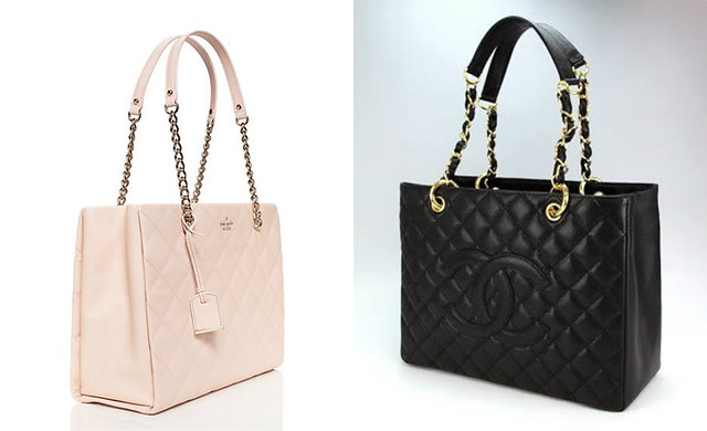 Chanel look a like affordable versions