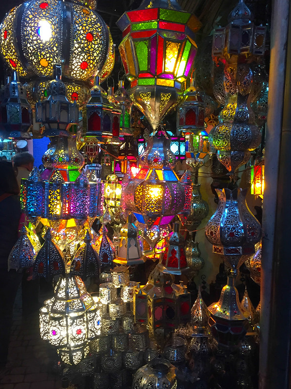 Marrakech lanterns