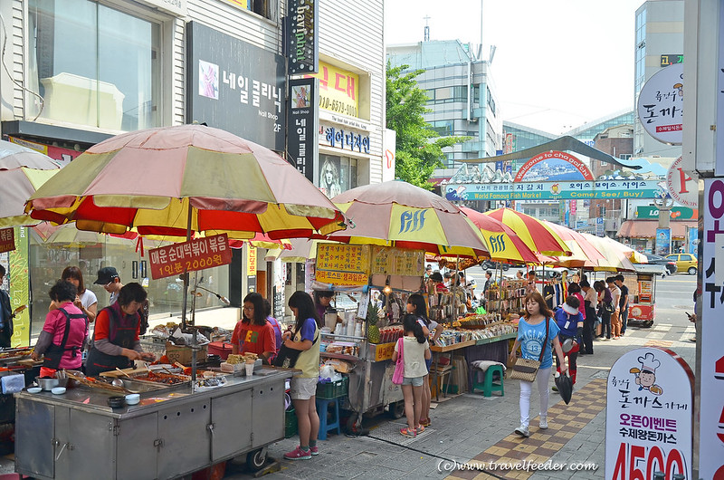 Gwangbok Dong Cultural Fashion Street