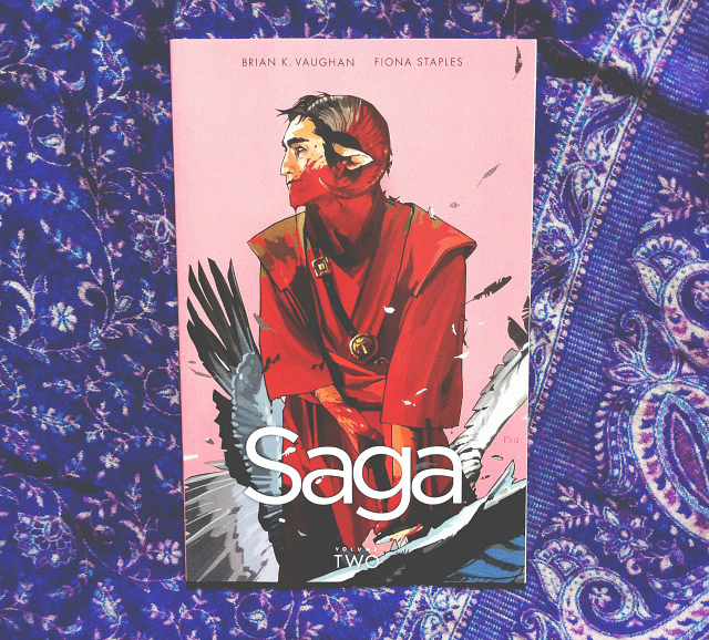 saga volume 2 vivatramp book blog