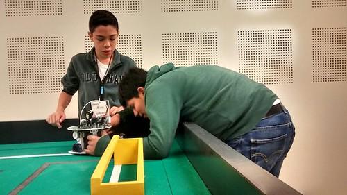 ChaBots: los niños potosinos con clase mundial en robótica