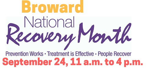 Inspirations plays leading role in Broward Recovery Month thumbnail