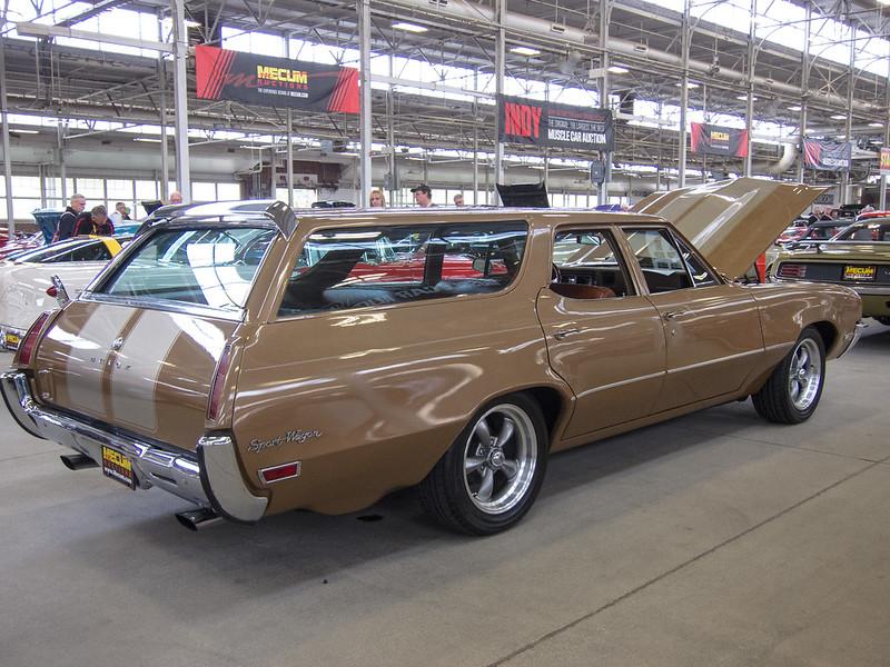 1972 Buick Sport Wagon