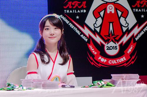 Anime Festival Asia Thailand 2015 - Niji no Conquistador