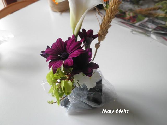 fiori in sacchetto x prima comunione2