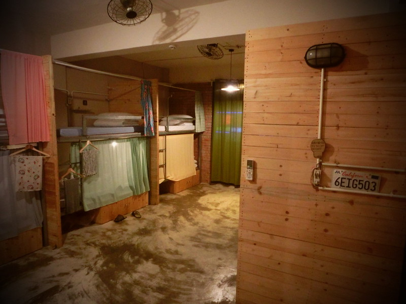台中背包客棧-Lane62 Hostel-62巷青年旅館-17度c隨拍 (4)