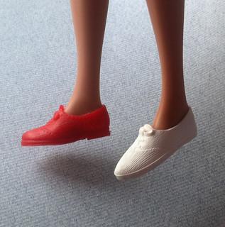ken shoes?