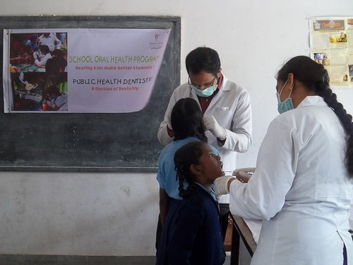 dental public health india