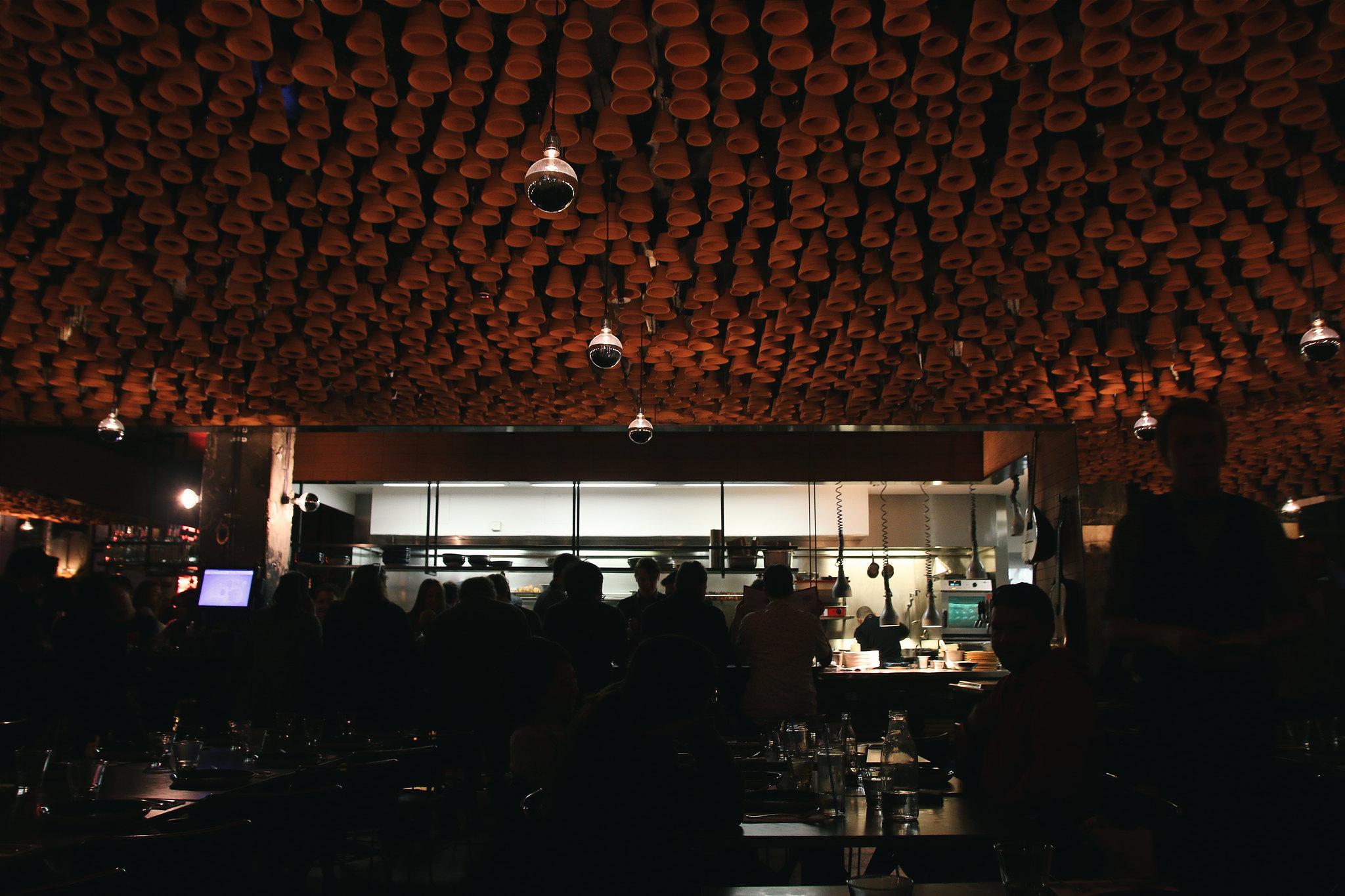 Dinner @ Gazi, Melbourne