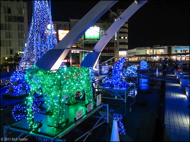 Toyohashi Christmas Lights 7